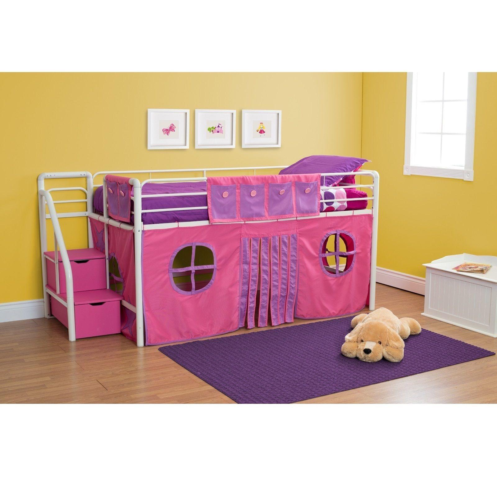 Avenue Greene Curtain Set for Loft Bed Kids loft beds