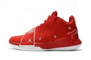 finest selection 1e95c bc2ca Mens Air Jordan Cp3 XI Chris Paul October Red White Basketball Shoes
