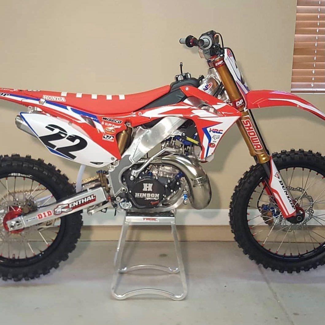 2 Stroke 2 Fidy In 2020 Motorcross Bike Custom Dirt Bike Dirtbikes