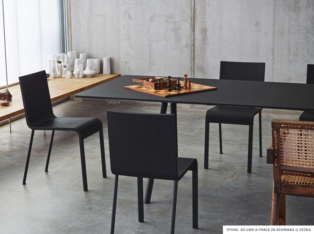 Stuhl Esstisch vitra stuhl esstisch design
