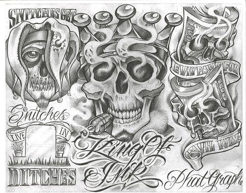 Chicano Tattoo Designs Chicano Art Tattoos Chicano Art Chicano Style Tattoo