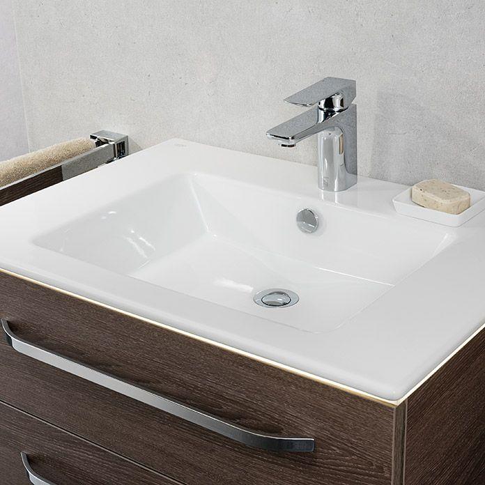 Camargue Star Waschtisch 70 X 50 Cm Keramik Weiss Einbauwaschbecken Waschtisch Wasche