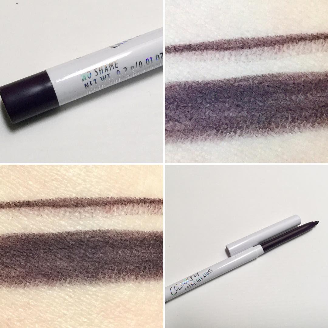 Pin By Kirsten Pixy Led On Colourpop Pinterest Gel Liner Eyeliner Finishing Powder Swatch Blush Highlights Highlight Rouge