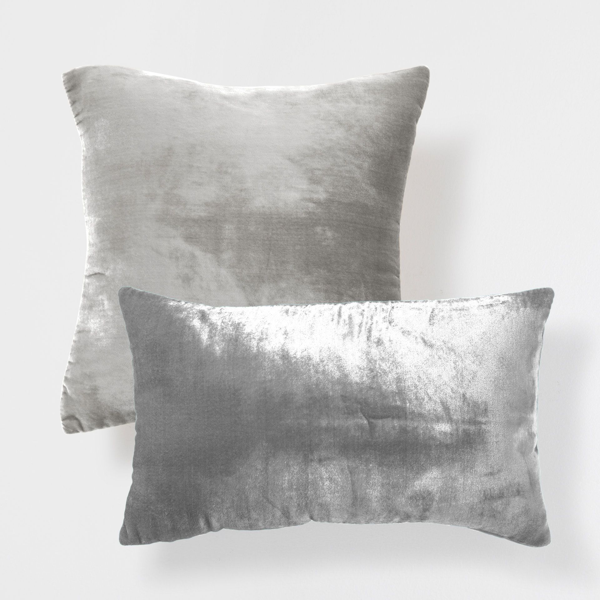 Aviva Stanoff Pink Quartz Pillow