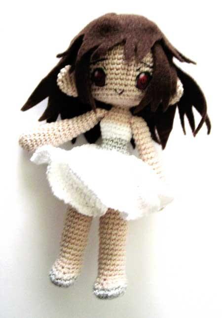 Tsukeeno\'s: Tutorial: cuerpos base | muñecos | Pinterest | Gehäkelte ...