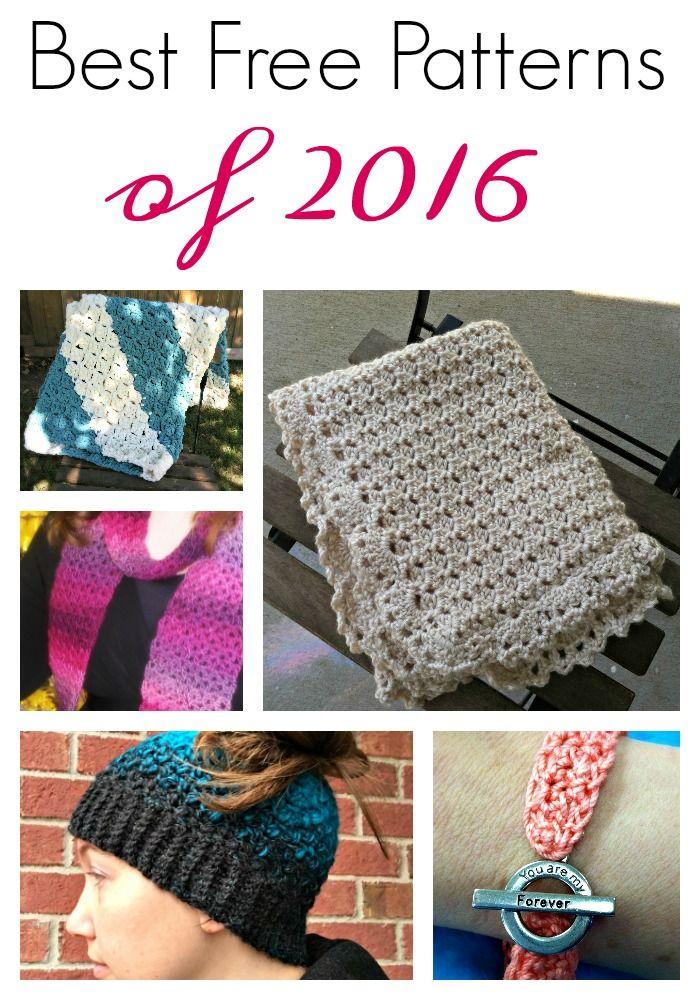 Best Free Crochet Patterns Of 2016 Free Crochet Amanda And Crochet