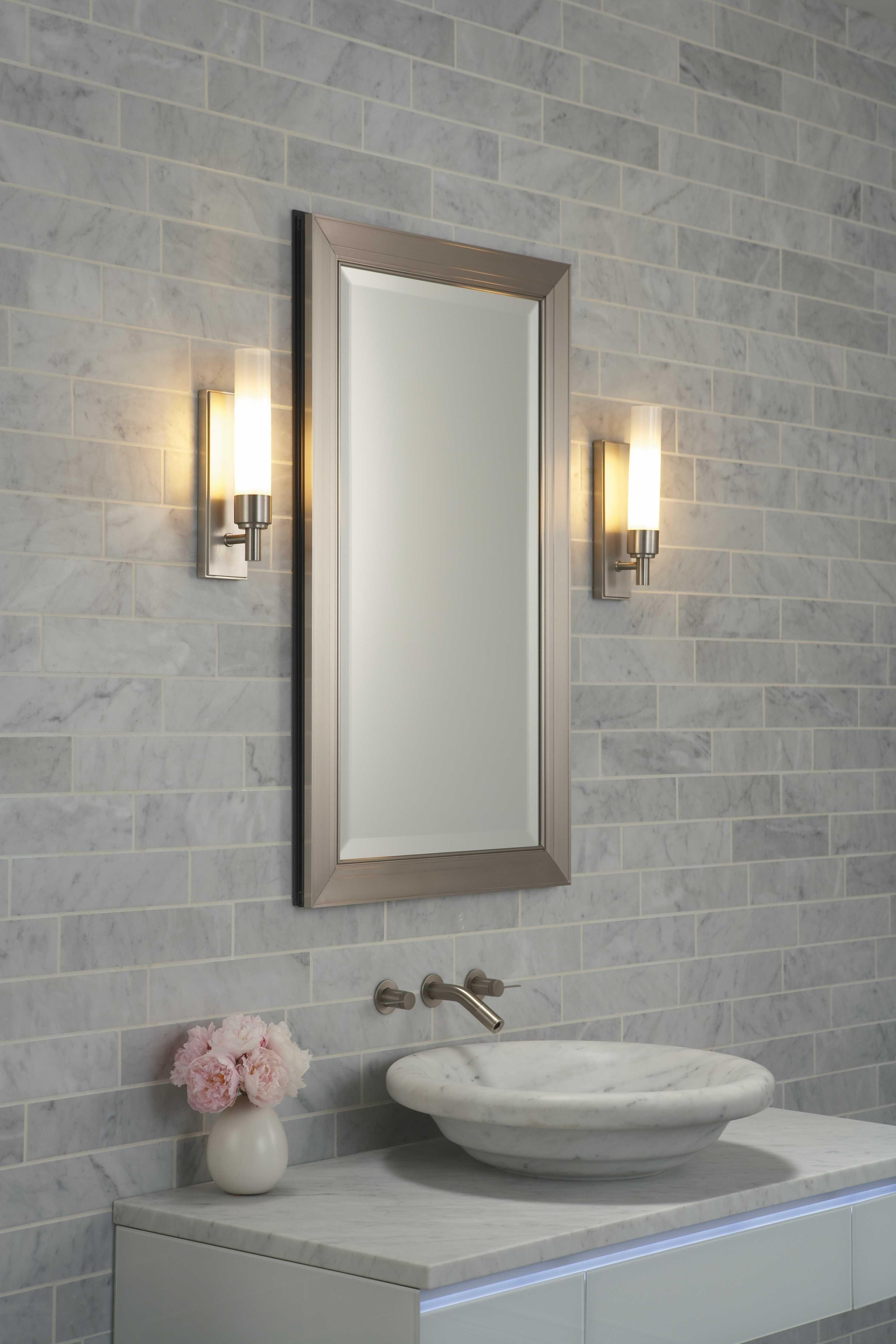 24 Luxury Vanity Mirror With Lights Ideas Bathroom Wall Sconces