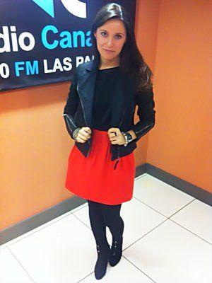 Xaila Outfit  casual urbano  Invierno 2011. Cómo vestirse y combinar según Xaila el 27-4-2012