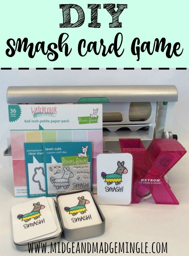 Picture Card Games Paper Pack Custom