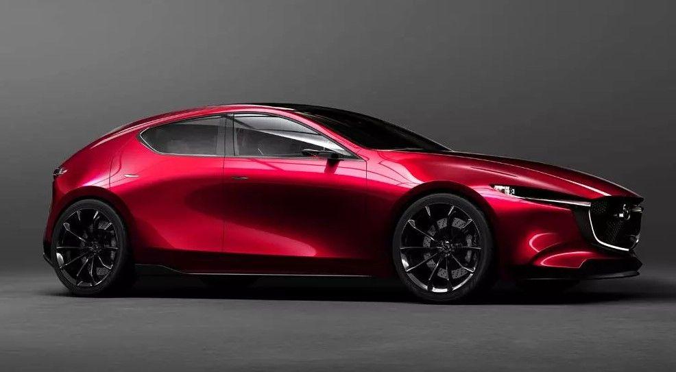 2019 Mazda 3 Hatchback Styling Luxury Cars Pinterest