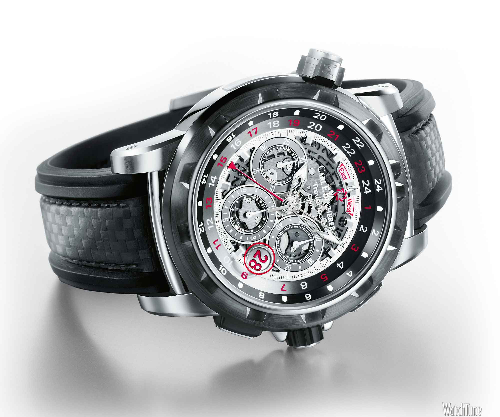 b98a887f031 Find this Pin and more on Relógios. Carl F. Bucherer ...
