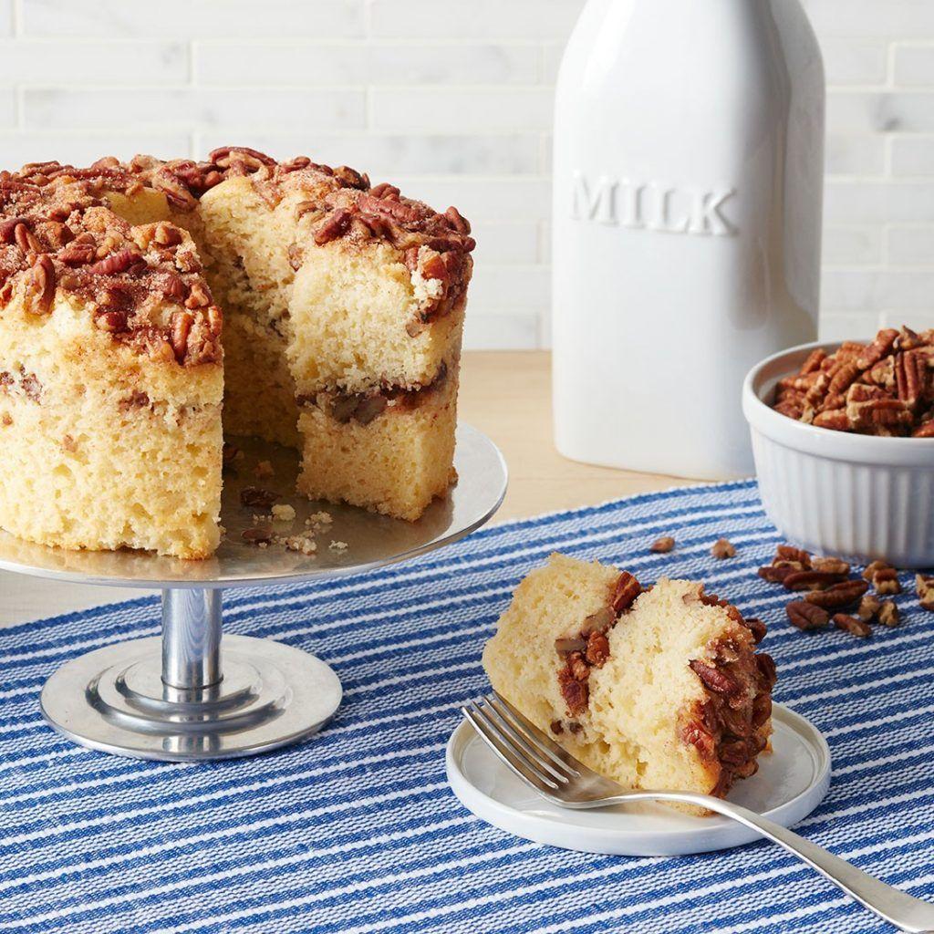 Tate's Bake Shop - Sour Cream Coffee Cake