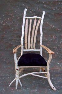 Cool rustic chair
