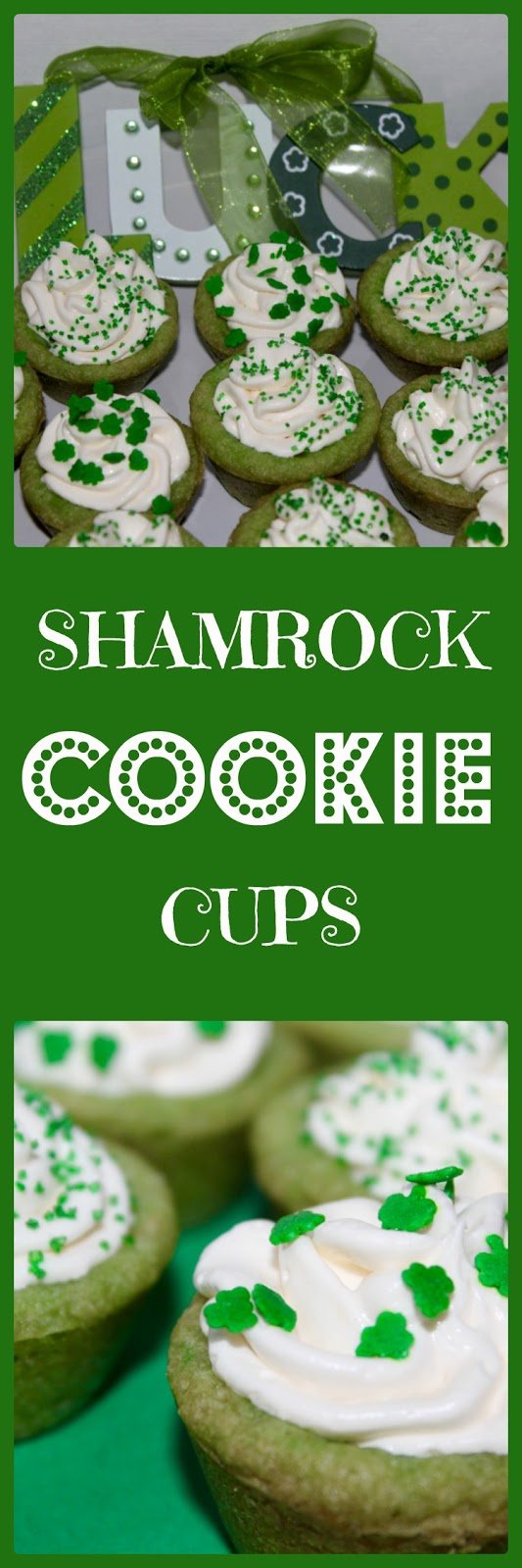 You know me and my festive desserts! Could not resist whipping up a few for the Luck of the Irish Day coming Up! So I have to tell you a ...