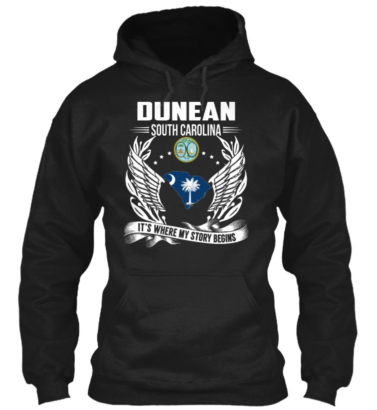 Dunean, South Carolina - My Story Begins