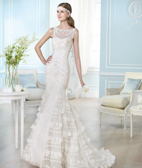 St. Patrick Wedding Dresses 2014