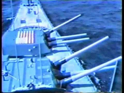 Film Of USS Iowa's Horrific Turret Explosion - Absolutely