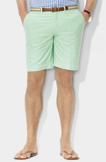 9594ece2c5160 Polo Ralph Lauren 'Preppy' Shorts (Big & Tall) available at #Nordstrom