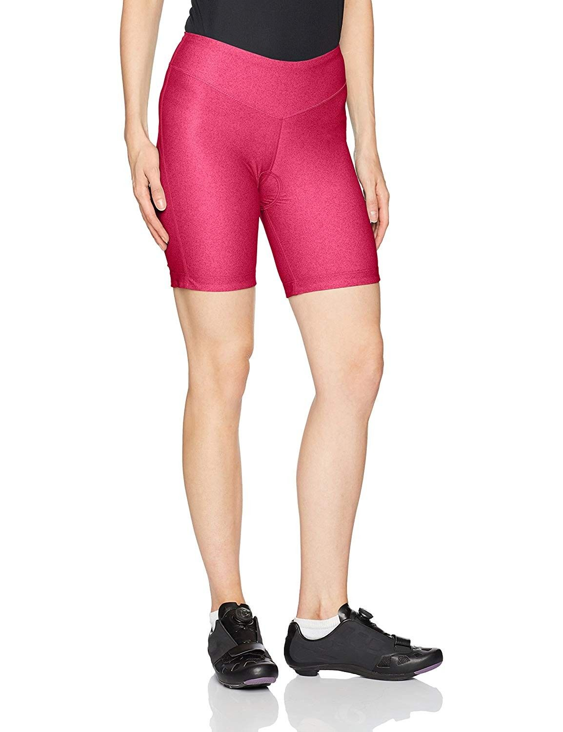 Static Shorts - Panther Pink - CL12OBSZX1M - Sports & Fitness Clothing, Women, Shorts, Compression S...