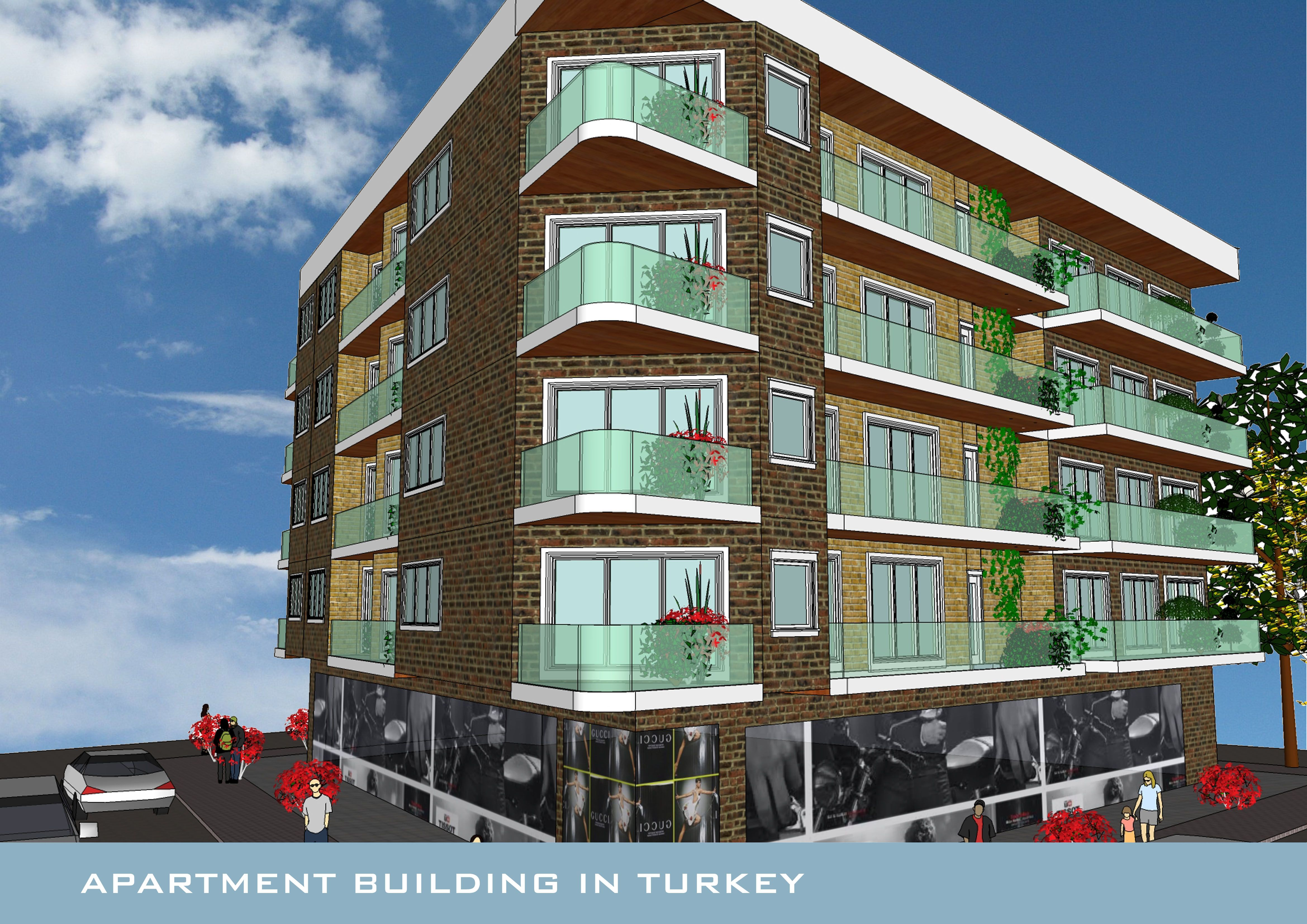 fantastic apartment complex blueprints. Apartment Building Plans Project designed by Reuben Dsouza  in Turkey Aksaray commercial kitchens residential homes