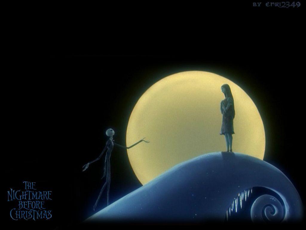 Celebrate the magic of eternal love with Tim Burton\'s The Nightmare ...