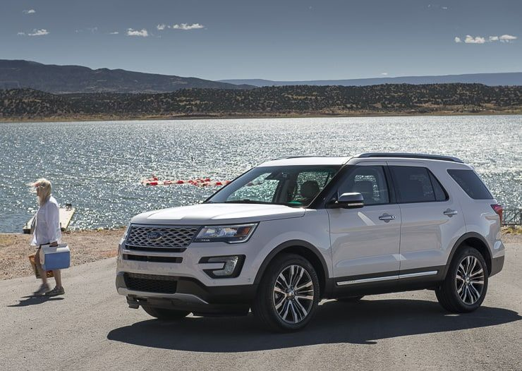 2019 Ford Explorer Platinum Review 2019 Ford Explorer Ford Explorer 2019 Ford