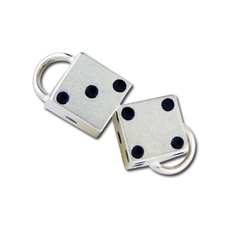 Available At Attleboro Jewelers  Cape Cod Convertible Bracelet Dice Charm.