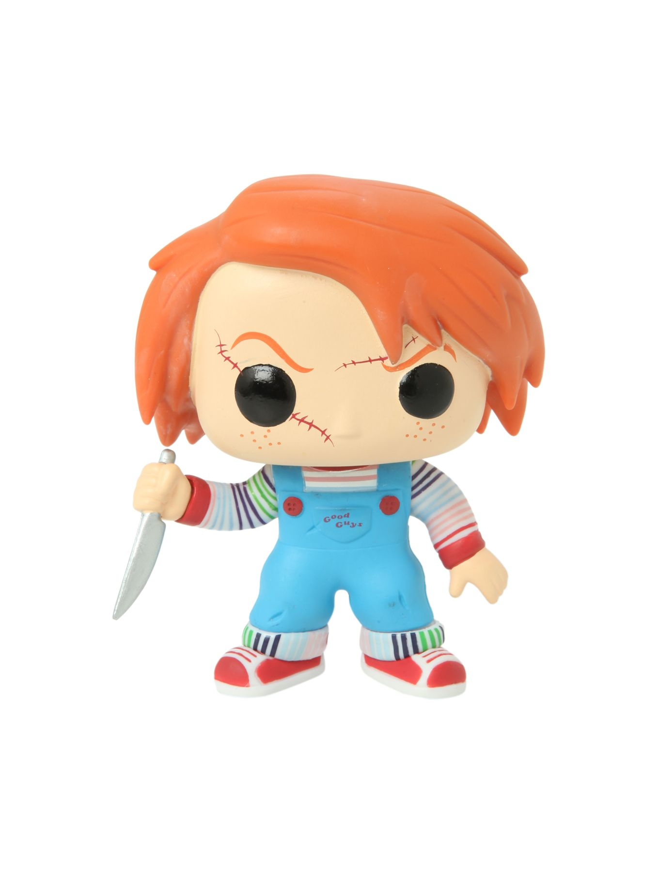 This doll is killer.