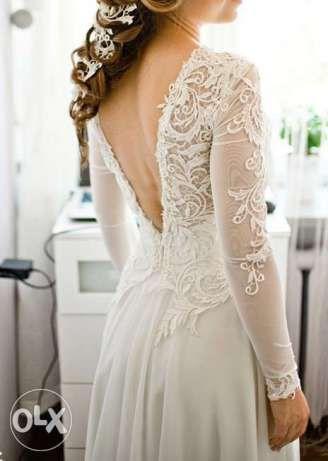 1 700 Zl Sprzedam Przepiekna Suknie Slubna Marki Gala Model Keira Suknia Jest W Kolorze Ivory Gora Wykonana J Wedding Dresses Dresses Wedding Dresses Lace