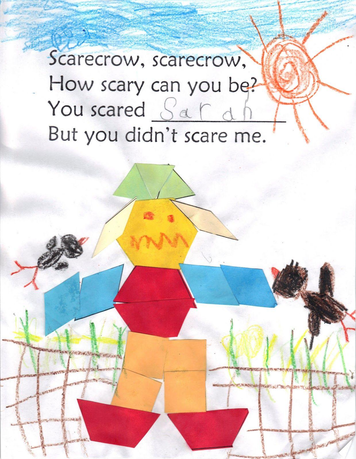 The Very Busy Kindergarten October Ideas