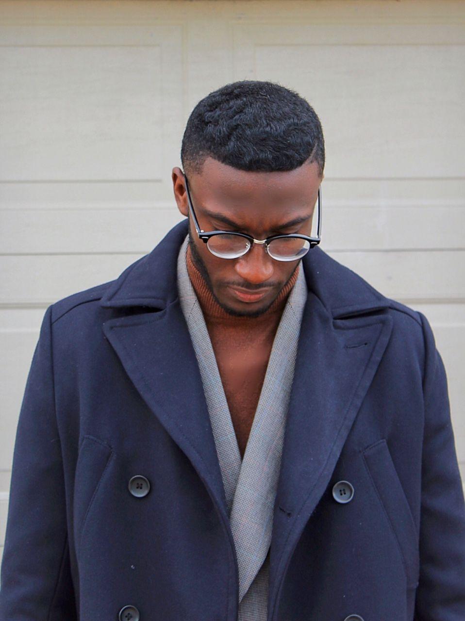BLACK FASHION - Darius J. Beckham  IG: KingDarius_B