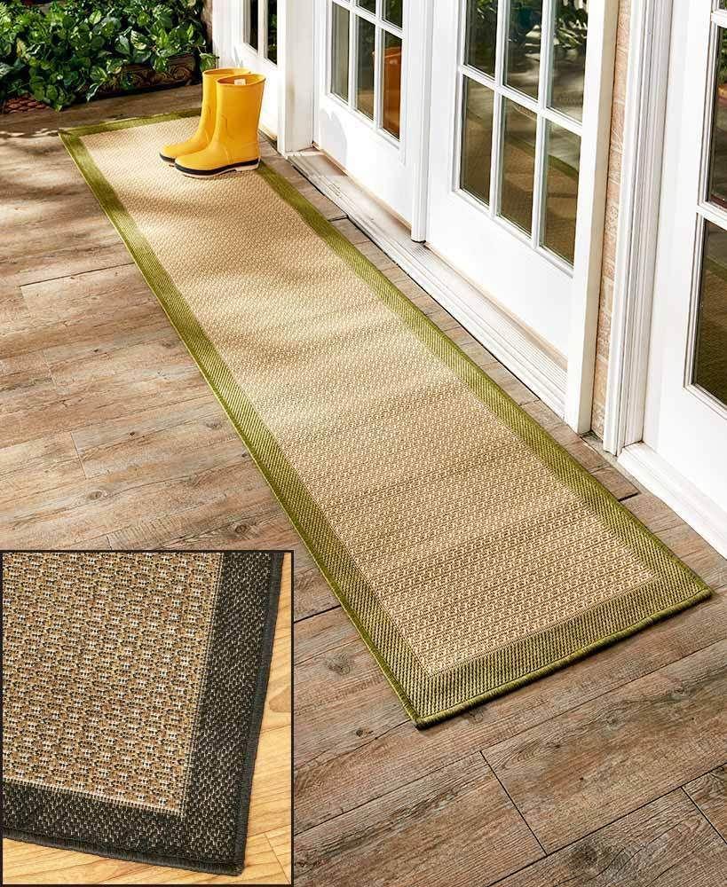 Extra Long Runner Black 72 Indoor Outdoor Carpet Rug | Indoor Outdoor Carpet Runners For Stairs
