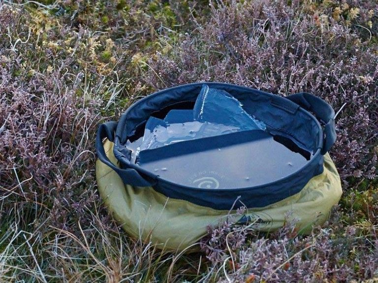 Sea To Summit 10l Kitchen Sink Review Outdoor Cooking Hiking