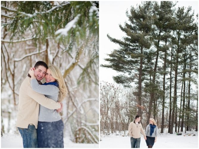 Pittsburgh Engagement Photography - Pittsburgh Wedding Photography - Winter Engagement Session