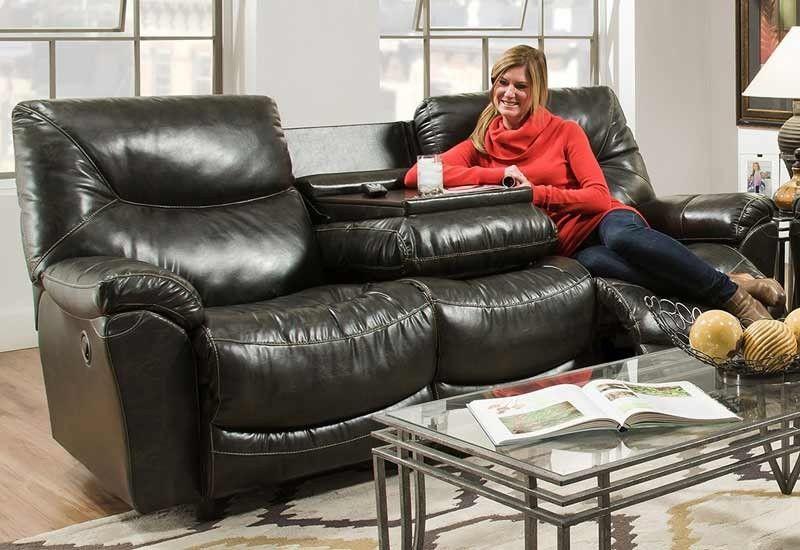 Calloway Reclining Sofa W