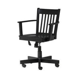 Target   Avington Bankers Chair   Black