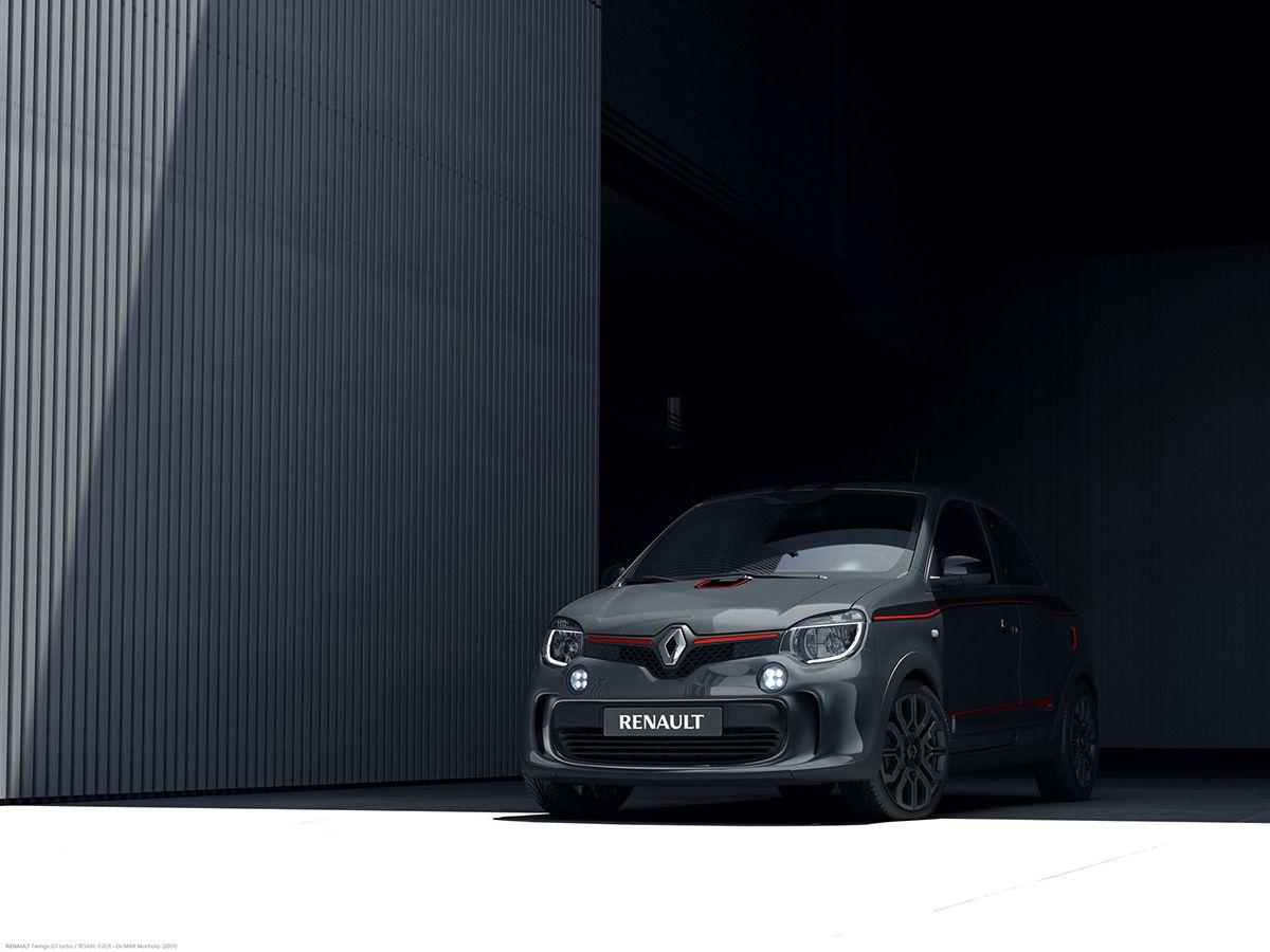 Renault Twingo Gt Turbo On Behance トゥインゴ ルノー