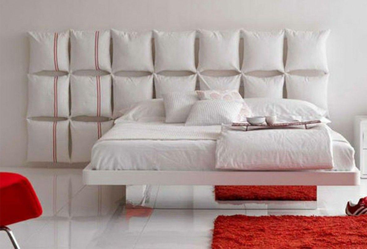 Pillow Headboard Bedroom Set Small Ideas On Home Gallery Design Ideas