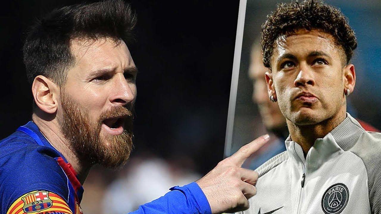 Messi amenaza a Neymar, mira por qué le tiene miedo Todo