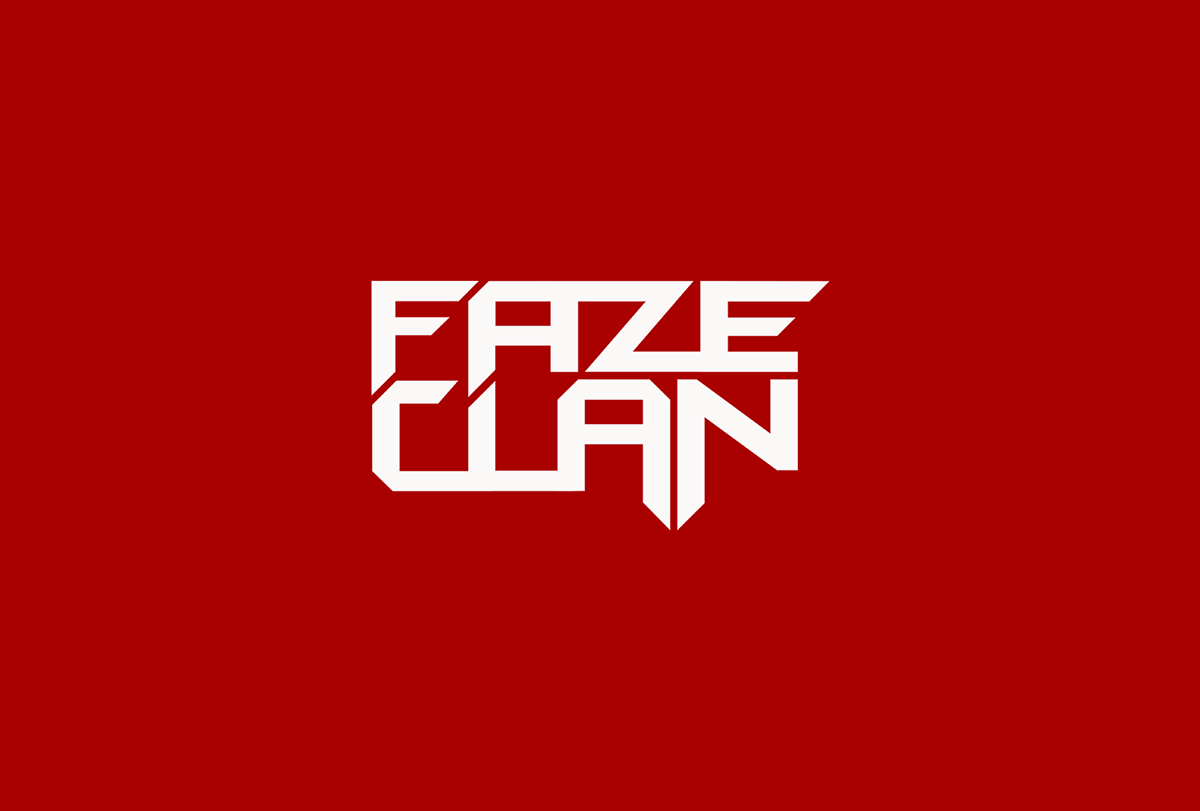 FaZe Clan - Logo   Branding on Behance  87202c41e