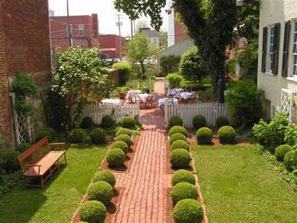 Small Garden Design, How To Start A Garden In Small Backyard
