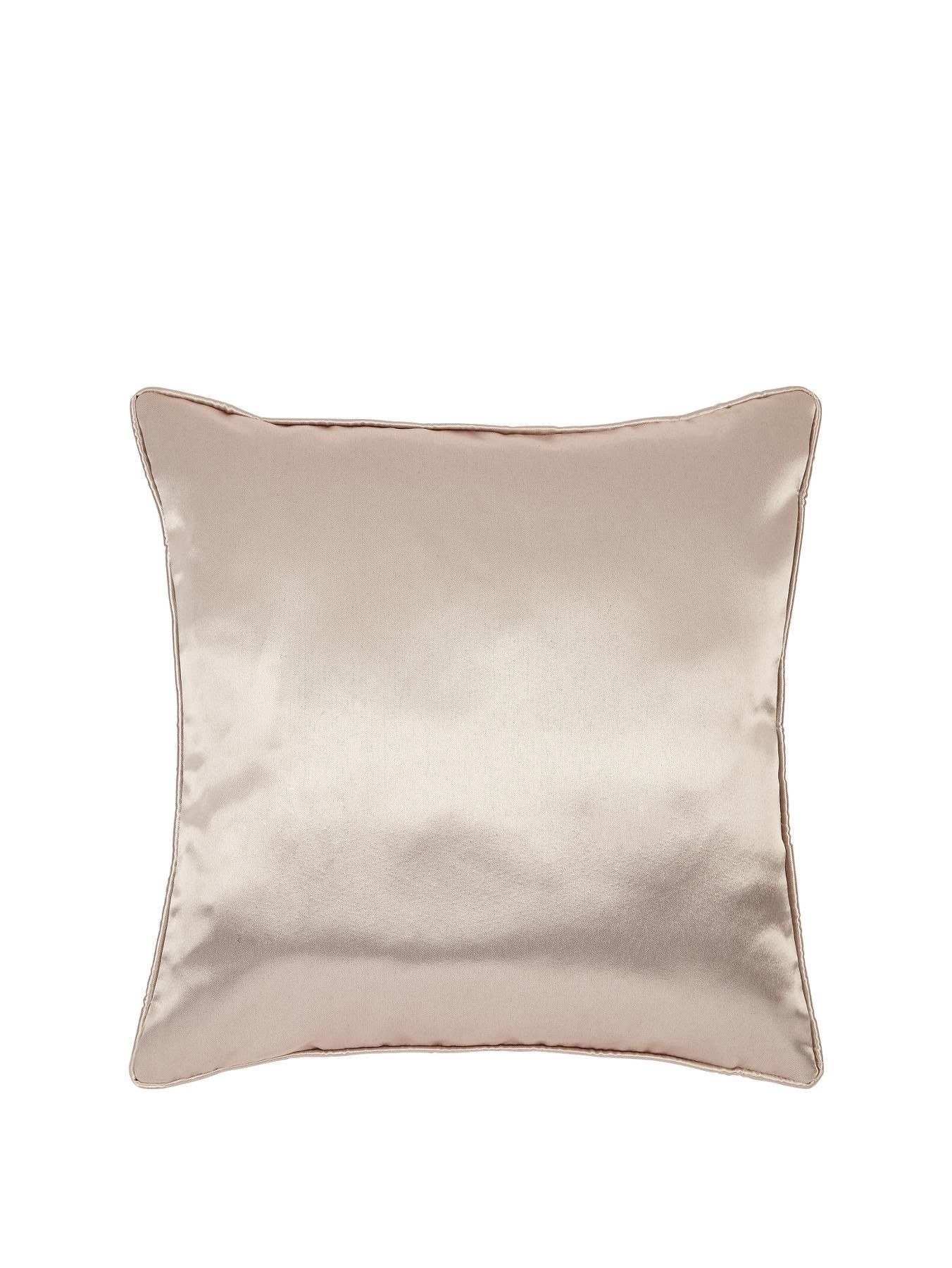 Shine Filled Cushion with Piped Edge | very.co.uk