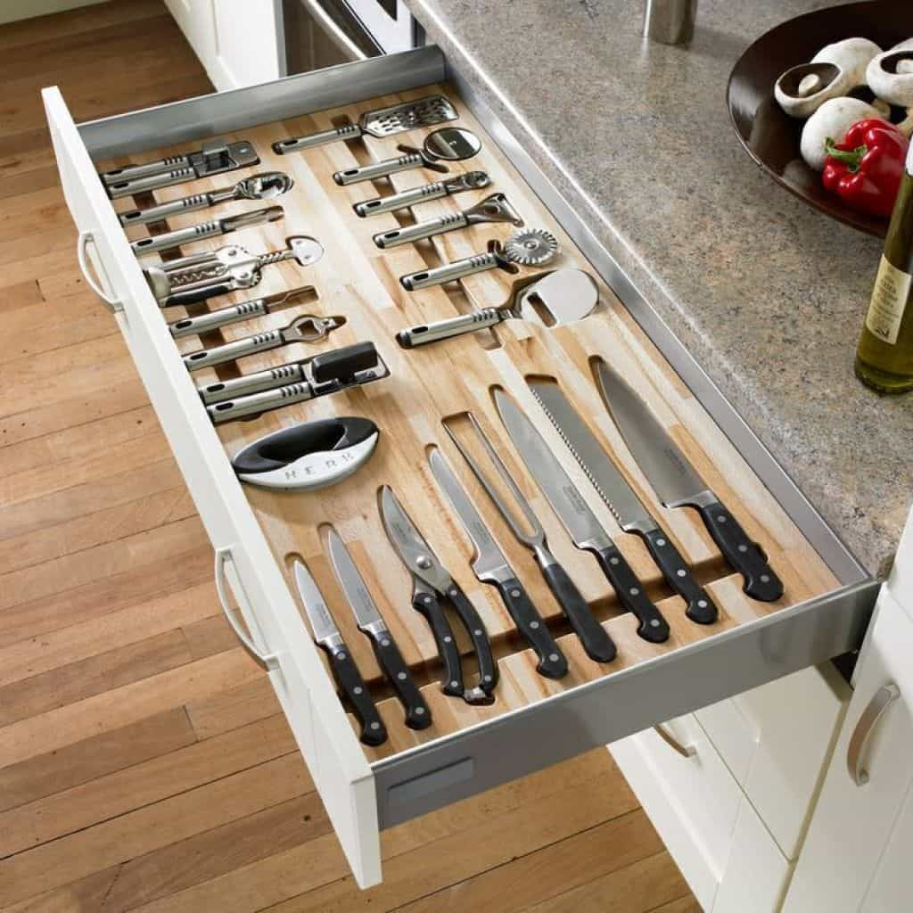Store Your Knives With Knife Storage Knife Storage Kitchen Cabinet Storage Kitchen Knife Storage