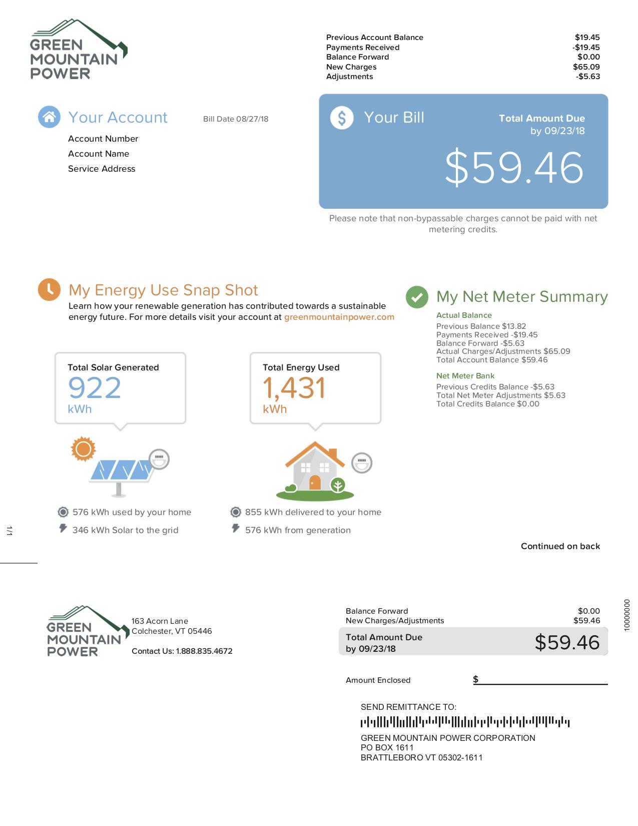 The Short Term Economics Of A Tesla Powered Solar Home Tesla Power Solar Power