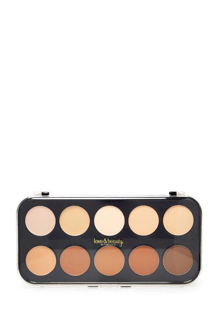 Forever 21 contour kit #beautymark
