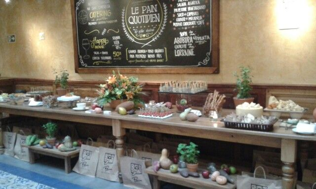 Inauguração Le pain quotidien em São Paulo