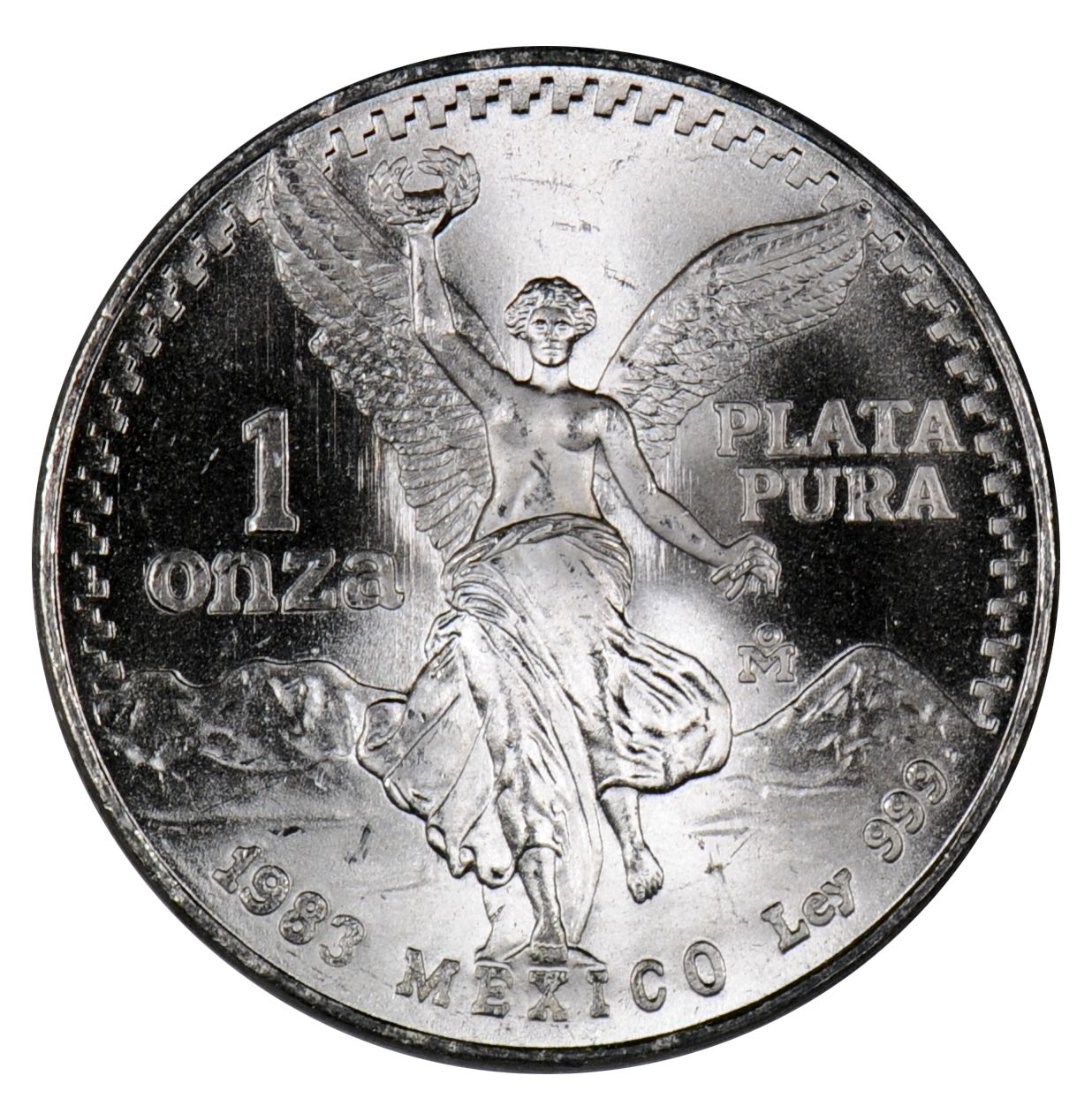 Unique Coin This 1983 Mexican Silver Libertad 1oz Is A Perfect Way To