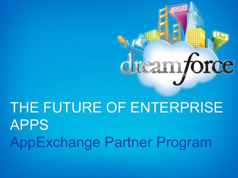 appexchangepartnerprogramkeynote91812 by Salesforce