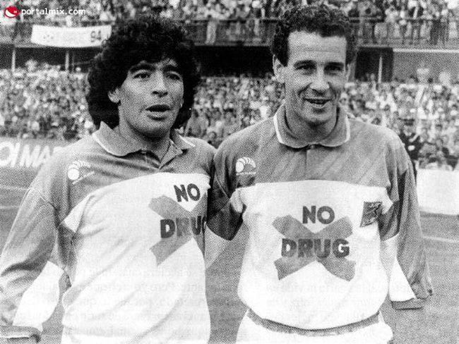 Maradona y Julio Alberto 1b8fb1934462e
