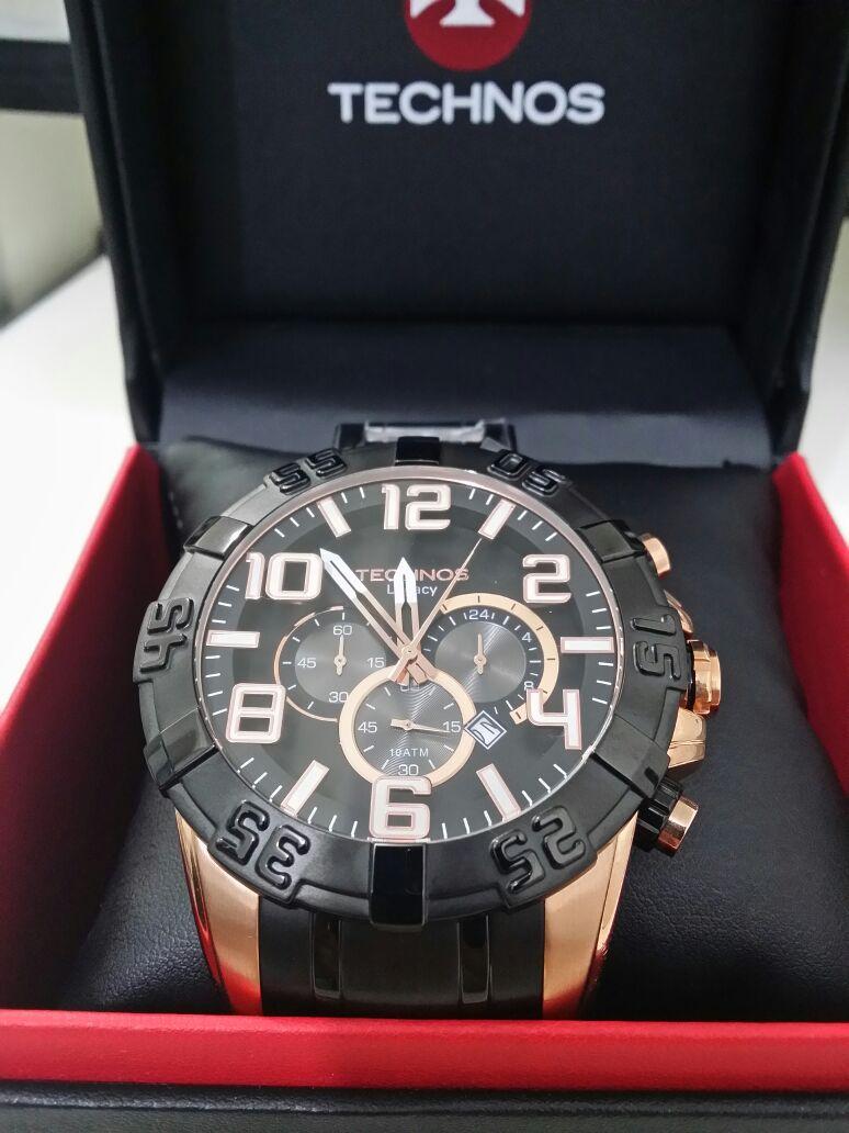 679df3394a3  TimeMob  Relógio Masculino Technos Legacy OS20IL 1P R 237